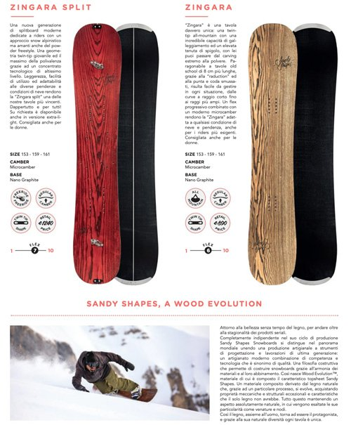 sandy shapes su sequence buyers guide 2018 2019 snowboards