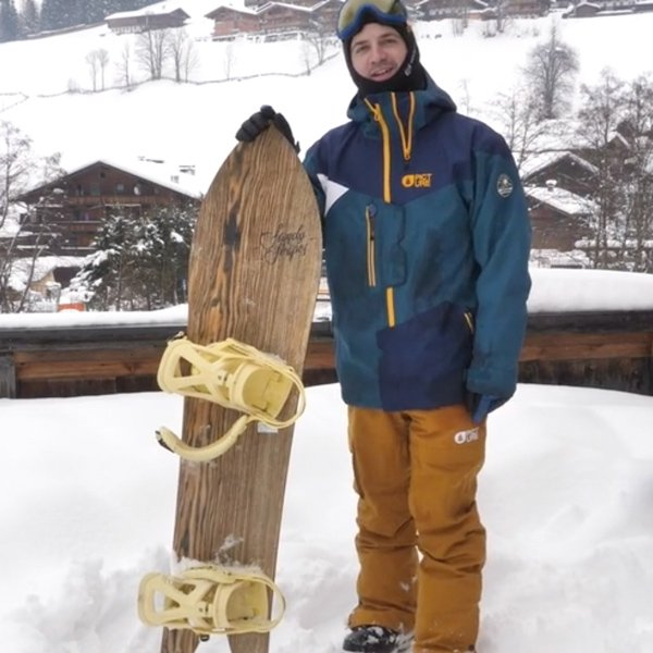 sandy shapes snowboard divina 152 shop first try