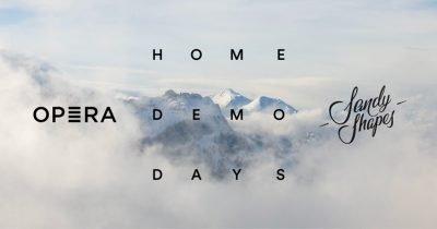 sandyshapes snowboard e opera skis home demo days event