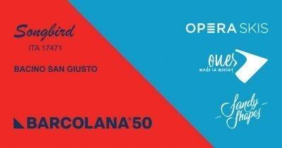 manifesto sandy shapes snowboard alla Barcolana 50