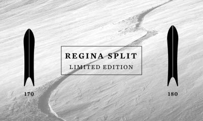 Regina Splitboard in edizione limitata